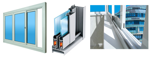 Остекление балкона алюминиевым профилем - цены, используем п.