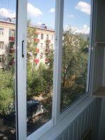 Материалы для остекления балкона.